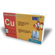 UHE Cu (медь) test