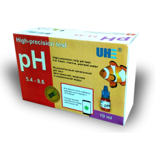 UHE pH 5,4-8,6 test