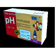 UHE pH 6,4-7,6  test