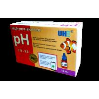 UHE pH 7,6-8,6 test