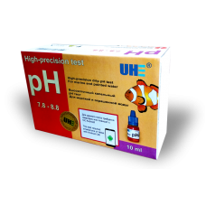 UHE pH 7,6-8,6 test